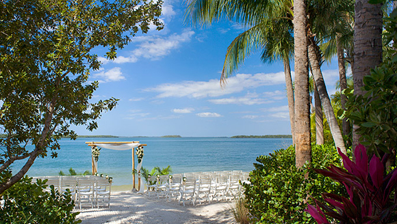 White Beach Weddings Target Sunshine